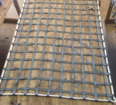 Flight-Deck-Safety-Net-with-MIL-W-23223A,